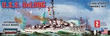 Lindberg USS Delong Destroyer Escort 1/300 ship model kit new 70863