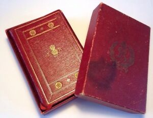The Royal Commemoration Prayer Book, 1902, Book Of Common Prayer, Hymns A & M