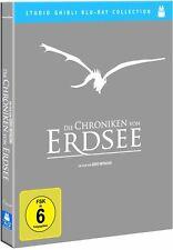 DIE CHRONIKEN VON ERDSEE (Regie: Goro Miyazaki) Blu-ray Disc NEU+OVP