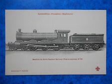 Machine du NORTH EASTERN RAILWAY  ( Train Express )  N° 60.