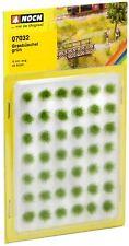 Noch 07032 -- Grasbüschel grün, 42 Stück, H0/TT/N