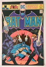 BATMAN # 270 - DC COMICS - DECEMBER 1975