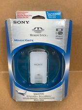 NEW - Sony MSAC-US20 Magic Gaye Memory Stick Reader/Writer - USB - Free Shipping