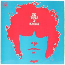 The World Of Dovnovan  Donovan Vinyl Record