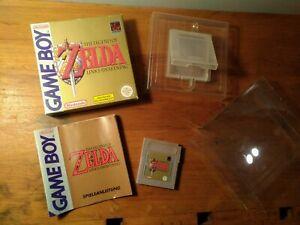 Nintendo Gameboy Spiel, The Legend of Zelda in OVP