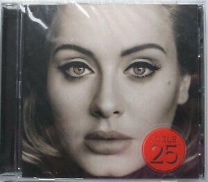 Adele - 25 (2015) New & Sealed CD