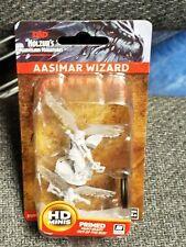 D & D Dungeons & Dragons Nolzur's Marvelous Miniatures Minis Aasimar Wizard