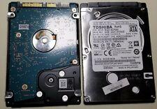 New Toshiba MQ01ACF050 500GB SATA 6.0Gb 7200RPM Hard Disk Drive