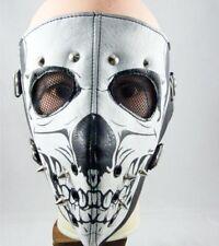 Men Lady Gothic Punk Rock Motorcycle Bike Cycling Skull Face Mask Headwear Gift