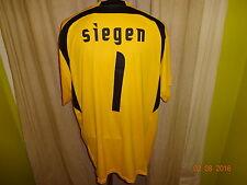 Sportfreunde Siegen Original Puma Matchworn Torwart Trikot 2010/11 + Nr.1 Gr.XL