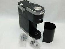 Keurig BLACK K-Mini Plus Single Serve K-Cup Pod Coffee Maker + BONUS_NEW w/o BOX