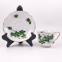 Royal Kent Bone China Tea Cup & Saucer Set Made In Staffordshire England 8258