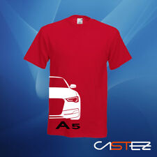 Camiseta coche coupe basado audi a5 s5 rs5 8t3 german dub vag (ENVIO 24/48h)