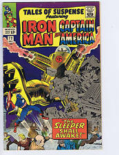 Tales of Suspense #72 Marvel 1965