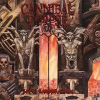 "CANNIBAL CORPSE ""LIVE CANNIBALISM"" CD NEUWARE!!!!!!!!!!"