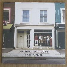 MUMFORD & SONS - Sigh no more **Vinyl-LP**NEW**
