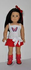 AMERICAN MADE DOLL CLOTHES FOR 18 INCH GIRL DOLLS DRESS LOT SUNDRESS 2