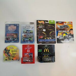 Lot Of 7 Hotwheels Collectibles Stock Car Limited Edition Nascar Diecast 1/64