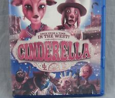 Once Upon a Time in the West Cinderella Blu-Ray Animated 2011