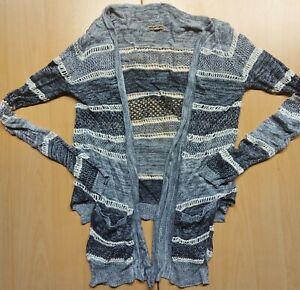 KHUJO Strickjacke Weste Top T-Shirt Shirt Bluse M *HAMMERTEIL* UVP