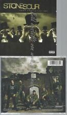 CD--STONE SOUR--COME WHAT[EVER] MAY