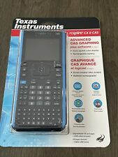 Texas Instruments TI Nspire CX II CAS Color Graphing Calculator with Student...