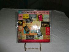 Sister Photo Frame/ Wall Decor/ Magnetic Message Board by Ocean of Gold Inc New.