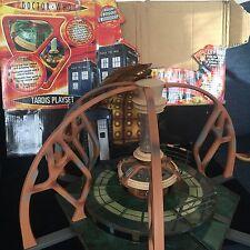 Doctor Who Tardis Action Figure PlaySet David Tennant SALE