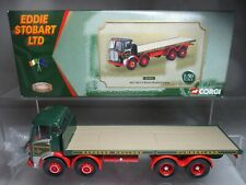 Corgi 1/50 AEC MKV 8 Rueda Plataforma Camión Eddie Stobart Limited 26404