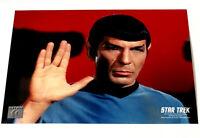 "*LEONARD NIMOY* ""Live Long And Prosper"" Close-up *STAR TREK TOS* 8x10 Photograph"