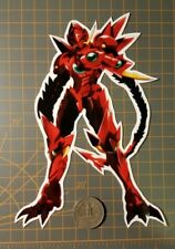 High School DXD Issei Balance Breaker Sticker