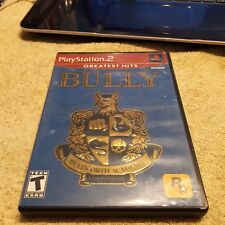 PS 2 BULLY COMPLETE