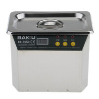 Ultrasonic Cleaner Cleaning Machine for Jewelry Watch Electronic Parts 40KHz