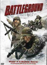 Battleground [New DVD] Amaray Case, Subtitled, Standard Screen