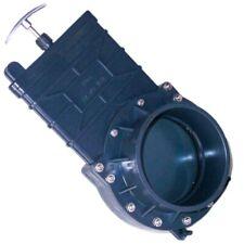 Zugschieber Eco 160 mm für Rohre