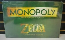 MONOPOLY: The Legend of Zelda Collector's Edition by USAOPOLY - New Sealed