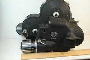 Arriflex 16S Cine Camera with Extras
