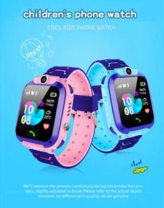 Kids Smart Watch 4G , Call,Message,GPS Tracker, Camera, Pedometer, IOS& Android