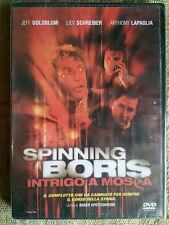 Spinning Boris intrigo a Mosca -  DVD NUOVO  SIGILLATO