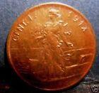 1 Centesimo 1914 FDC rosso