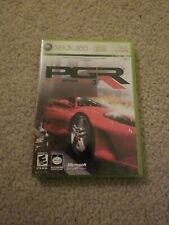 Project Gotham Racing 3 Xbox 360 Game