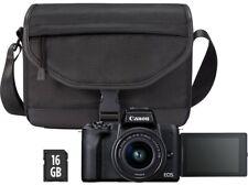 Fotocamera Canon EOS M50 Mark II 15-45mm
