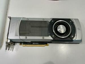 NVIDIA GeForce GTX TITAN 6GB GDDR5 Video Card EVGA