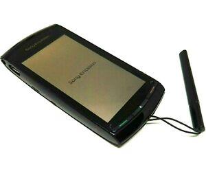 Sony Ericsson Vivaz U5i - Cosmic black (Unlocked) 3G Touchscreen Smartphone