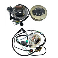 Wiring Harness CDI Magneto Stator Coil Rotor for 50cc -125cc Pit Dirt Bike SSR