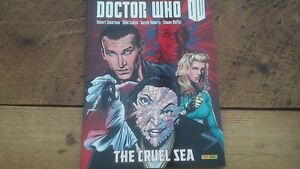 DR/DOCTOR WHO : THE CRUEL SEA (collected ninth Doctor comic strips) Eccleston
