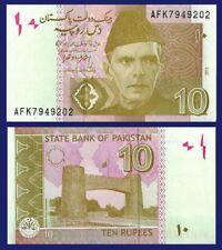 Pakistan P45j, 20 Rupee, Mohammad Ali Jinna /  Khyber Pass UNC 2015