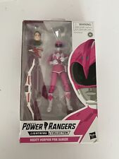 Mighty Morphin Power Rangers Lightning Collection Pink Ranger Mmpr Sealed NIB NM