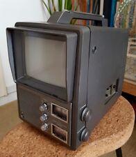 Orion 8501 Color vintage tragbarer TV/Radio Fernseher