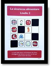 Food Safety Level 2 Study Book (Italian)